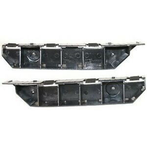 Bumper Bracket For 2001 2003 Honda Civic Set Of 2 Front Left Right Side