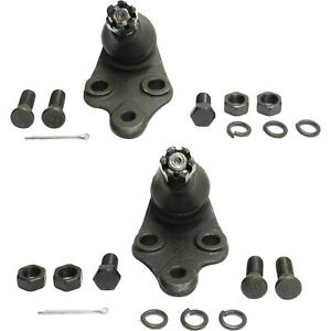 Ball Joint For 88 93 Toyota Corolla Front Lower Left Right Side Set Of 2