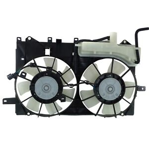 Radiator Cooling Fan For 2004 2009 Toyota Prius 1 5l Hybrid
