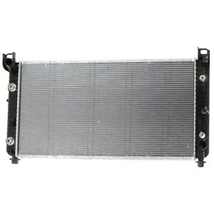 Radiator For 2001 2002 Avalanche 2500 Suburban 2500 With 8 1l Engine