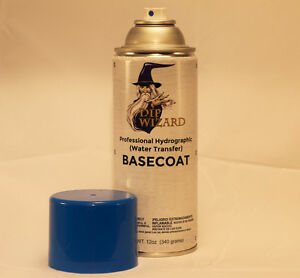 Hydrographic Film Paint Base Coat Dip Wizard Water Transfer Paint Aerosol