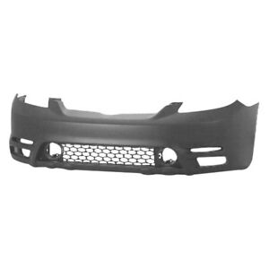 For Toyota Matrix 2003 2004 Replace To1000237r Remanufactured Front Bumper Cover
