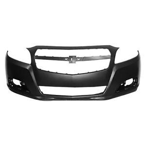 For Chevy Malibu 2013 Replace Gm1000933r Remanufactured Front Bumper Cover
