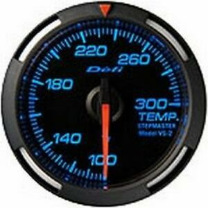 Defi Blue Racer Gauge 52 Temp
