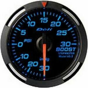 Defi Blue Racer Gauge 52 Turbo