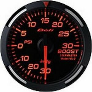 Defi Red Racer Gauge 52 Turbo