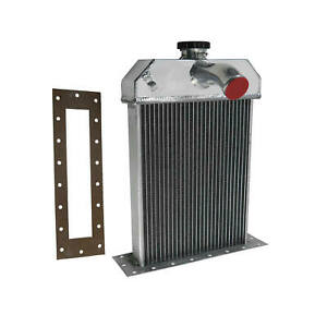 351878r9 3 Row Radiator Fit 47 75 Farmall Cub Cub Lowboy International Tractor