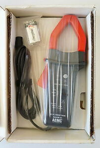 Aemc Instruments One Source Mr561 Ac dc Bnc Current Probe Oscilloscope New