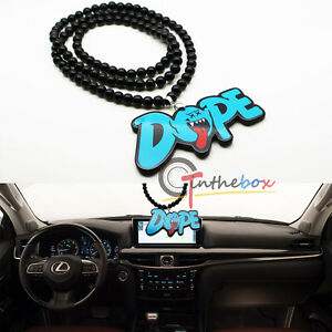Jdm Mario Ghost Dope Car Rearview Mirror Hanging Charm Dangling Ornament Pendant