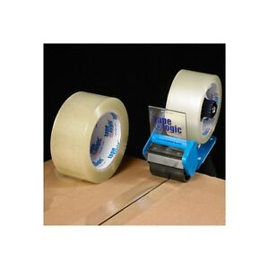 tape Logic Acrylic Tape 2 6 Mil 3 x55 Yds Clear 24 case