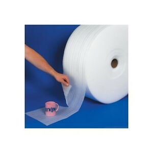 upsable Perforated Air Foam Rolls 1 16 x12 x900 White 1 each
