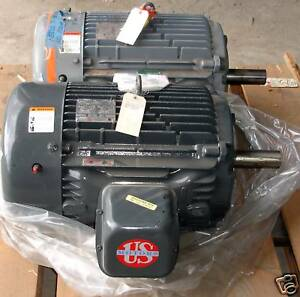 New Us Motors Emerson Electrical Motor 40 Hp Electric