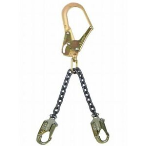 Falltech Fall Protection Rebar Positioning Lanyard 23 Swivel End