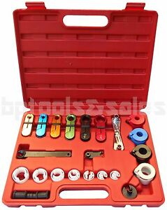 Fuel Air Conditioning Disconnection Tool Set Automotive Ac Line Hoses Fuel Kit