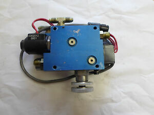 Hydraforce Hydraulic Coil Solenoid Valve
