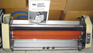 Gbc Laminator Model 425lm 1 Laminating Machine 425lm1 425 Lm 1