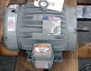 New Baldor Electrical Motor Electric Motor 2 Hp 2058