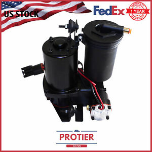 Suspension Air Compressor For Ford Crown Victoria Lincoln Town Car Grand Marquis