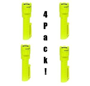 4 Pack Nightstick Xpp 5420g 3 Aa Safe Permissible Flashlight Flood Supply