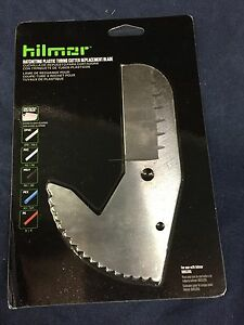 Hilmor Plastic Tubing Cutter Replacement Blade for 1885395 1885396