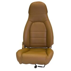 Mazda Miata Pair Of Front Seat Kit Covers For 1990 1996 Standard Seats Tan