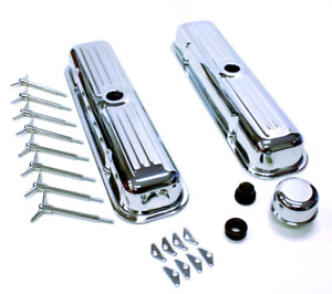 Pontiac Chrome Engine Dress Up Kit 301 455 Short