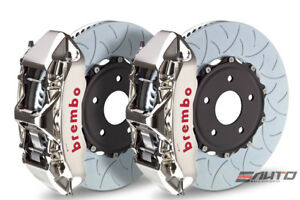 Brembo Front Gt Bbk Brake 6 Piston Caliper Gt R 380x34 Type3 Disc Benz C300 W205