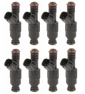 Set 8 Oem Fuel Injectors For Dodge Jeep 4 7l V8 Replace 53032145aa