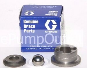 Graco 239922 Complete Inlet Seal Kit For Graco 695 795 1095 W expedited Shipping