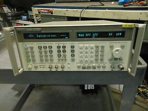 Hp 8644b Synthesized Signal Generator 026 1030mhz Opt 005