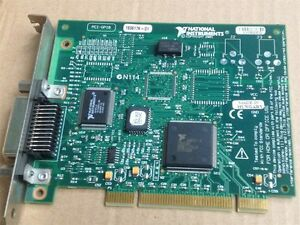 Ni Pci gpib Tested In Good Working Condition