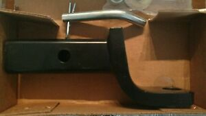 Nissan Frontier Trailer Hitch W 2 Ball