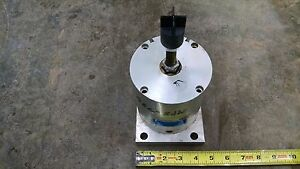 Fabco air Mps 754 Pancake Line Pneumatic Cylinder Fabco Air 1 Inch Stroke