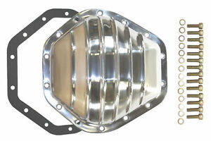 Polished Aluminum Chevy Gmc 14 Bolt Diff 10 5 Rg Differential Cover 2500hd 350