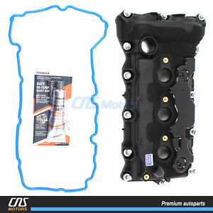 Valve Cover W Gasket Lh For 04 12 Buick Cadillac Chevrolet Gmc Pontiac Saturn