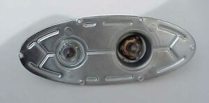 1954 Chevrolet Car Metal Backing Plate With Bulbs Socket 1 Pc