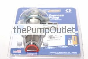 Graco 17j552 Proconnect Express Pump For 390 Pc Ultra 395 Pc oem