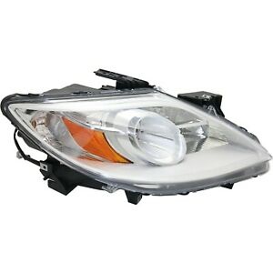 Headlight For 2010 2011 2012 Mazda Cx 9 Gt Sport Gs Touring Grand Touring Right