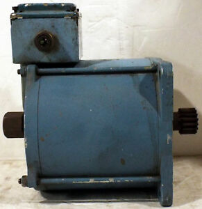 1 Used Superior Electric Slo syn X1000e Synchronous Stepping Motor