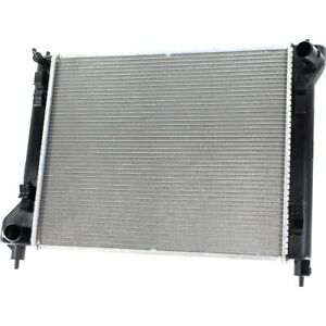 Radiator For 2013 14 Nissan Sentra 1 8l 1 Row At Gas