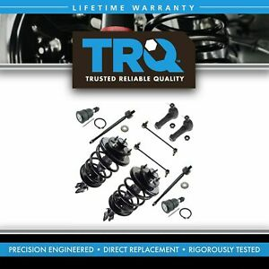Steering Suspension Kit Front Lh Rh Set Of 10 For 99 01 Honda Odyssey New