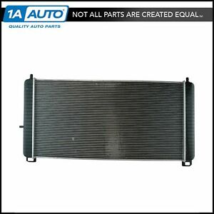 Radiator Assembly Plastic Tank Aluminum Core For Chevy Gmc Pickup Truck Suv