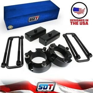 2005 2017 Toyota Tacoma 3 Front 2 Rear Full Leveling Lift Kit 4wd 2wd Trd Taco