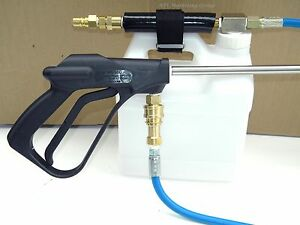 Carpet Cleaning High Pressure Inline Injection Sprayer Hose