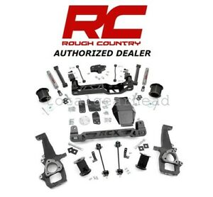 09 11 Dodge Ram 1500 4wd 6 Rough Country Suspension Lift Kit W Perf 2 2 329s