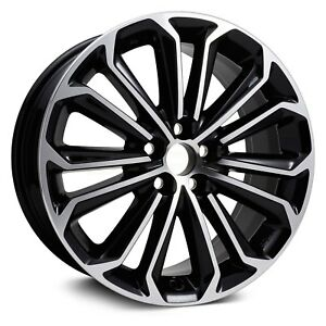 For Toyota Camry 15 16 Factory Alloy Wheel 17 Replica 14 Spokes Machined