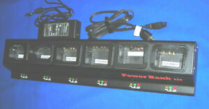 6 Bank Strong Metal Charger For Tait orca ge 5000 400p topb200 500 400 800 ul