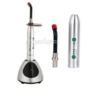 Woodpecker Dte Style Dental Wireless Iled 1 Second Led Curing Light Cure Lamp