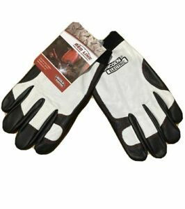 Lincoln Electric K2977 2xl xl l m s Full Leather Steel Worker Gloves