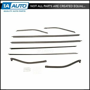Brand New Window Sweep For 70 72 Olds Cutlass Convertible